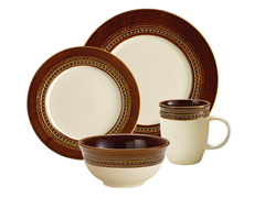 Paula Deen 4-Piece Place Setting