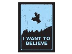 Budi Satria Kwan I Want To Believe- Multiple Sizes