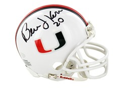 Bernie Kosar Signed University of Miami