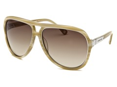 Michael Kors Isla Aviator Sunglasses