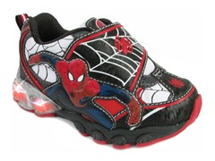 Spiderman Light-Up Sneaker (7-12)