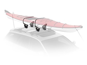 Mako Aero RooftopBoat Rack System (Pair)