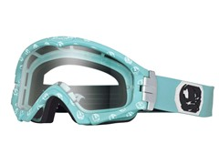 Series 3 MX Goggles PowderSkulls, Turq