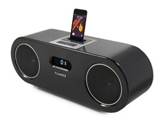 2-way Wood Speaker Dock for iPod/iPhone