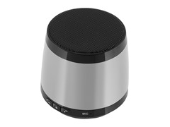 Wireless Bluetooth Speaker - Silver