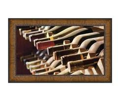 Wine Cellar Framed 26x40