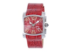 Chronotech Men's Red Watch