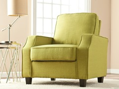 Parkdale Arm Chair - Apple Green