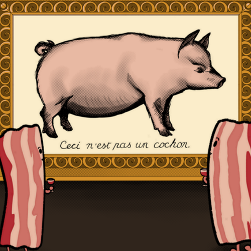 Baconnoisseurs Of Swine Art