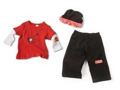 Big Dreamzzz Baby Rockstar 3-Piece Set