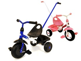 Kettler Kiddi-O Folding Trike - 2 Colors