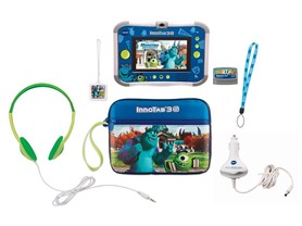 VTech InnoTab 3S Tablet System Monsters U. Bundle