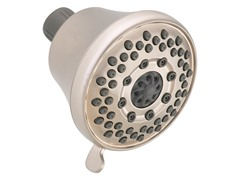 6-Spray Massage Shower Head, Nickel