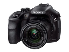 Sony 20.1MP Digital Camera w/ 18-55mm Lens