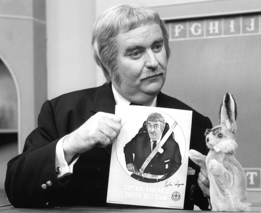 The Debunker Was Captain Kangaroo A War Hero Woot
