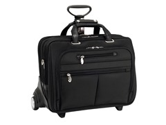 "OHare Nylon Fly-Thru™ 17"" Laptop Case"