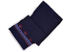 MUK LUKS® Stripe Pattern Scarf, Blue