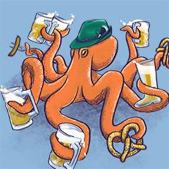 Oktopus's Beer Garden