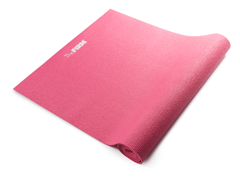 Gaiam The FIRM 3mm Yoga Mat - Magenta