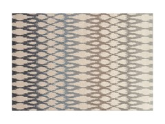 Ivory Griffin Geometric Rug (5-Sizes)