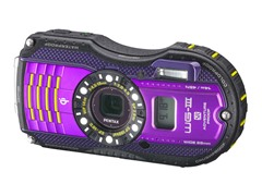 Pentax WG3 16MP Waterproof Digital Camera