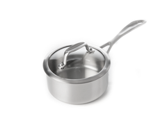 1-Quart Covered Saucepan