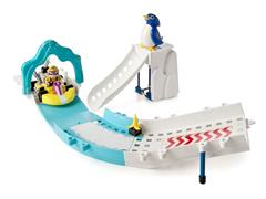 Wario's Penguin Jump Set
