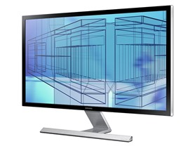 "Samsung 28"" 4K LED-backlit Monitor"