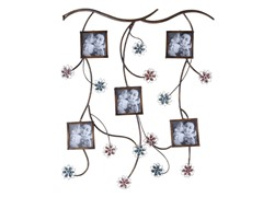 Flowers and Twigs Photo Frame