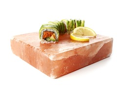 Himalayan Salt Cooking Tray & Canvas Bag