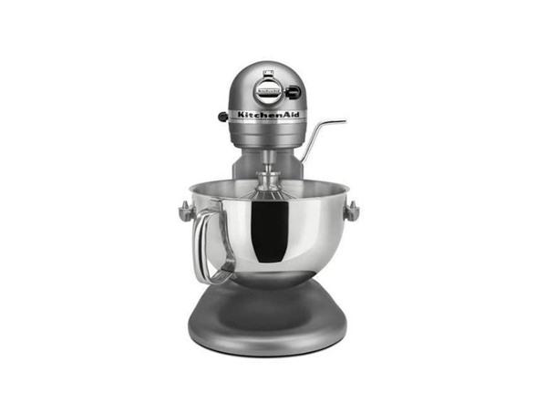 Kitchenaid 575 Watt Mixer 6 Qt. Lift Stand Mixer - Nickel Pearl