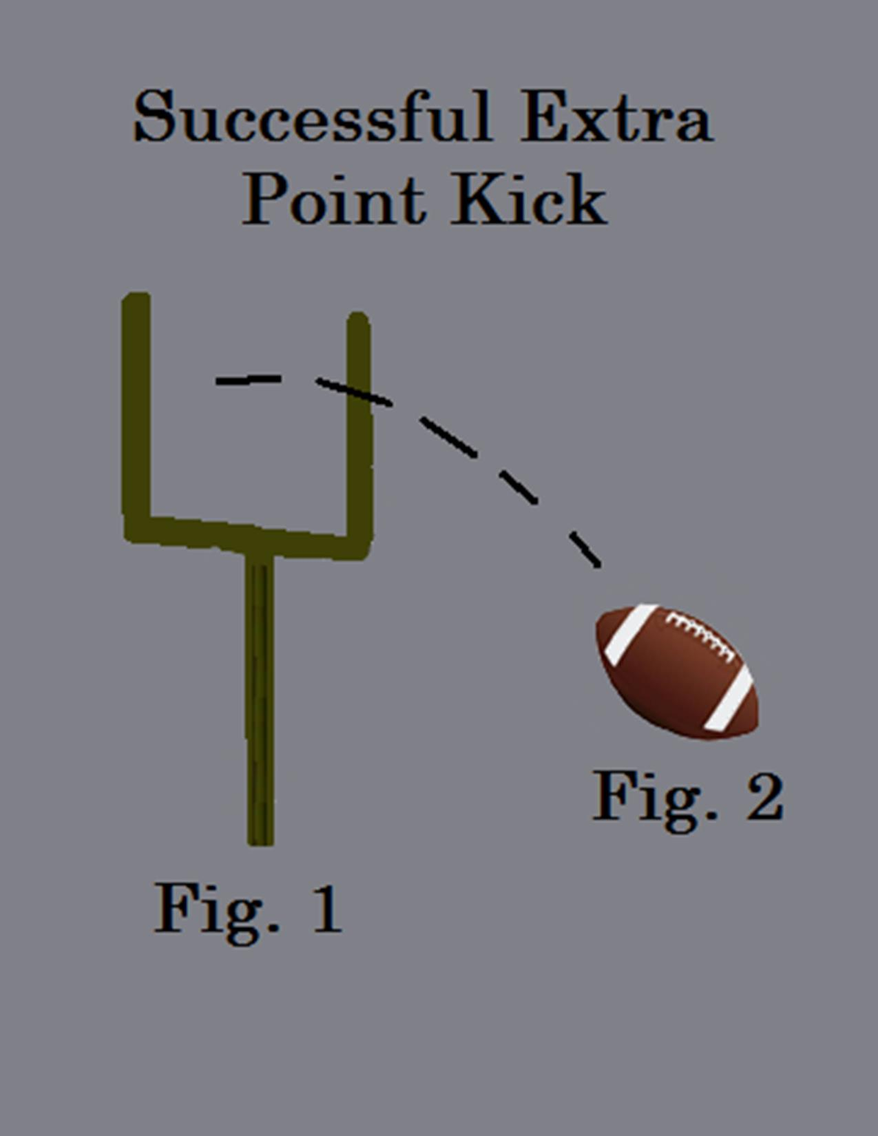 Successful Extra Point Kick