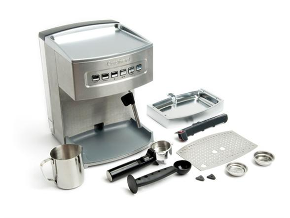 espresso machine cuisinart