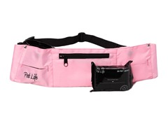 Appalachian Dog Walking Belt - Pink