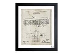 Wright Flying-Machine 1906 (3 Sizes)