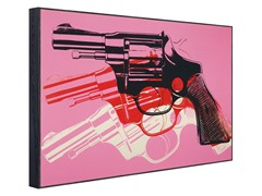 Gun - Black/White/Red/Pink (2 Sizes)