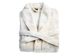 Boston Robe-Oatmeal-2 Sizes