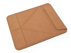 "Microsuede Sleeve for 10"" Tablets -Brown"