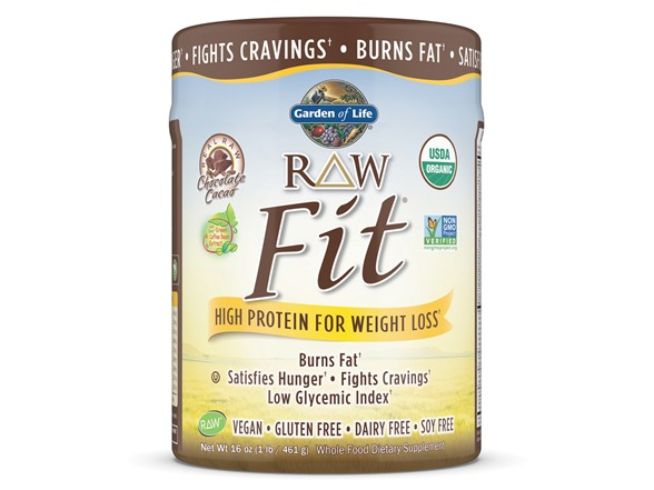 Garden of life raw fit protein powder pick flavor - Garden of life raw meal weight loss results ...