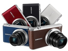 Samsung 16.3MP Digital Cameras w/ Wi-Fi