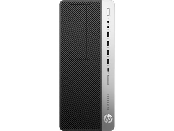HP Elitedesk 800-G3 Tower PC i5 256GB Mini PC