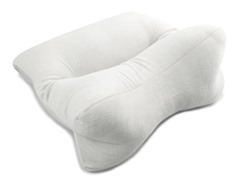 Original Bones OrthoBone Pillow-White