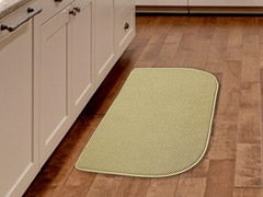 Beige Kitchen Retreat Mat