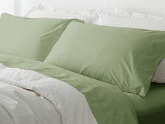 MicroFiber Sheet Set - Sage - 4 Sizes