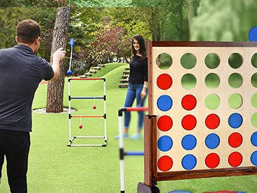 Outdoor Games & Things