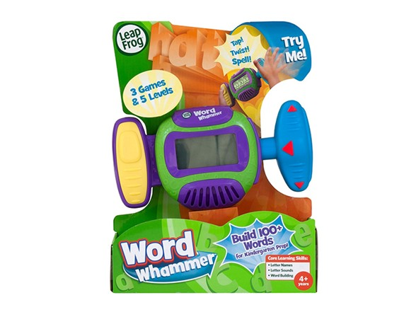Leapfrog word whammer kids toys for Leapfrog three letter words