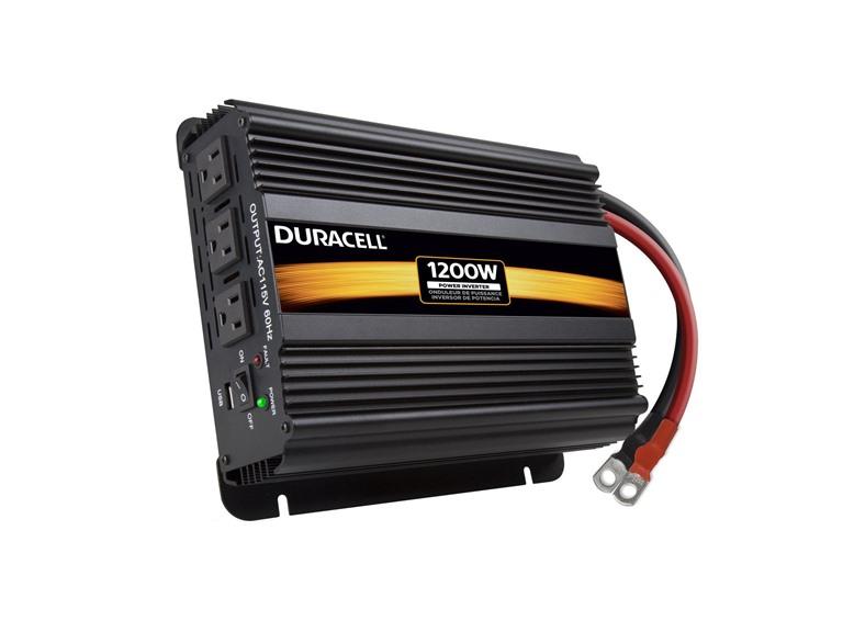 DURACELL 1200W Power Inverter