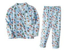 Absorba 2 Piece PJ's - Race Car
