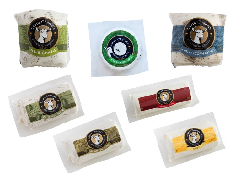 Laura Chenel's Goat Cheese Mixed (7)