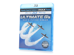 IMAX: Ultimate G's 3D Blu-ray Movie